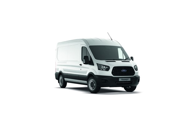Long wheel base vans