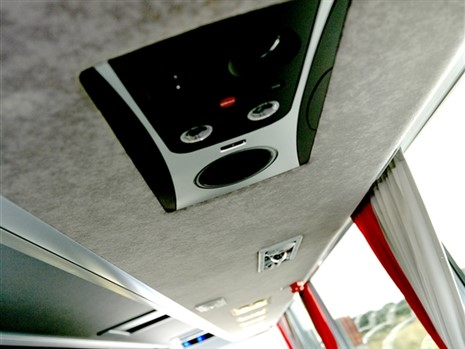 Air conditioning & audio system