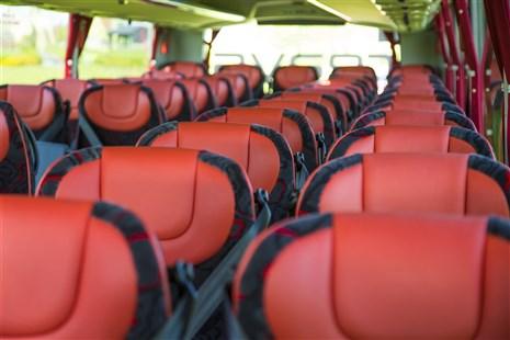 53 RECLINING SIDE-SHIFTING SEATS