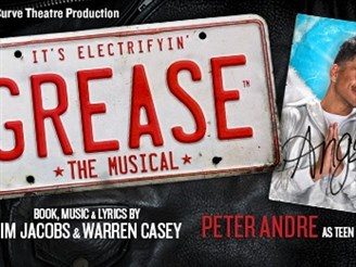 Grease The Musical - Sunderland Empire Theatre