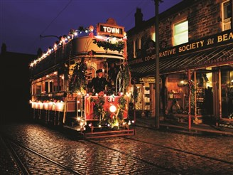 Christmas at Beamish Launch Parade