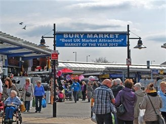 Bury Markets