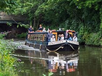 Barton Grange & Canal Cruise