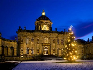 Castle Howard, Grassington & Skipton at Christmas
