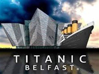 Belfast Titanic and the Giants Causeway
