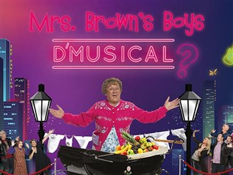 Mrs Brown's Boys D'Musical Liverpool