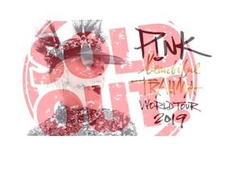 Pink The Beautiful Trauma Tour 2019