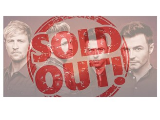 Westlife The Twenty Tour Manchester